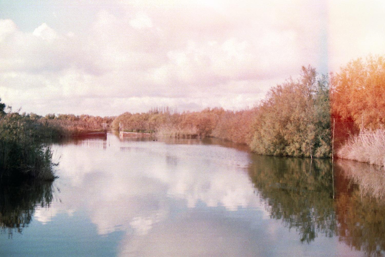 Dreamy lagoon