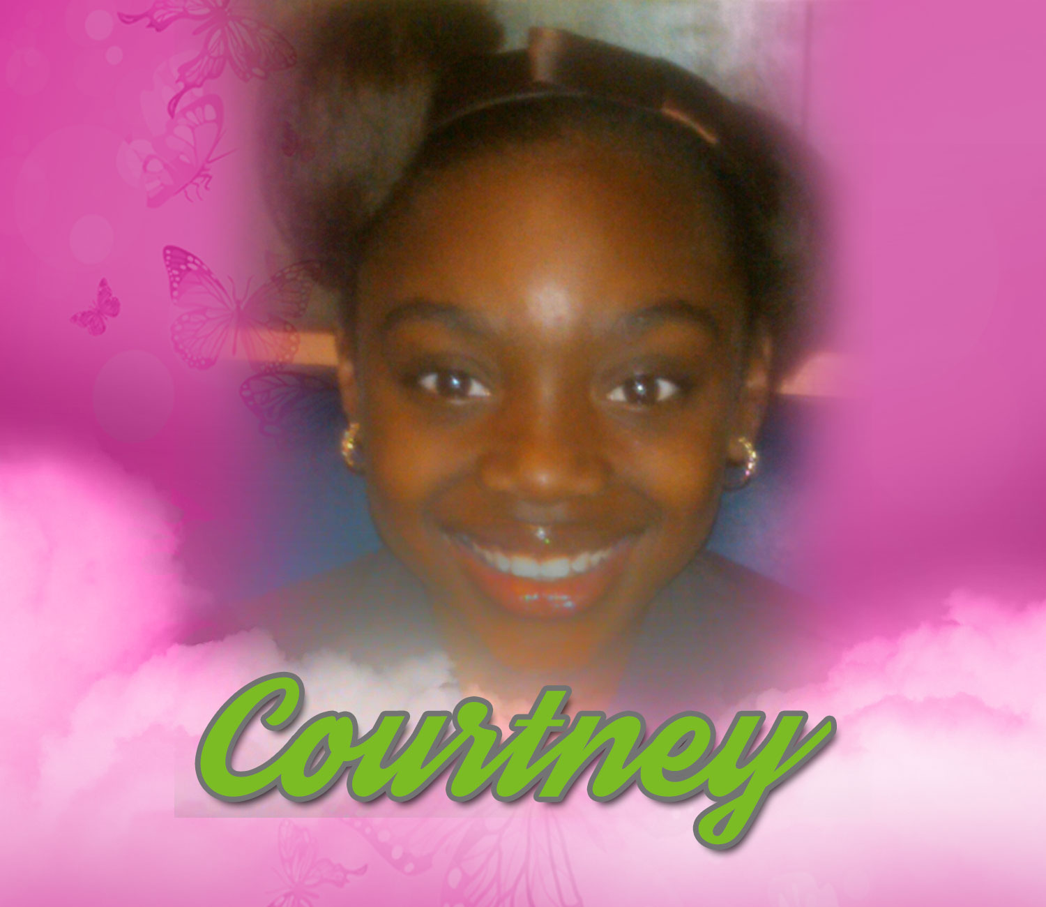 Meet Courtney