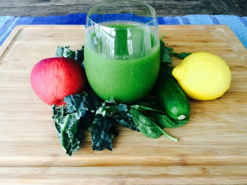 Jöne's Green Juice © Chef Jöne Pan