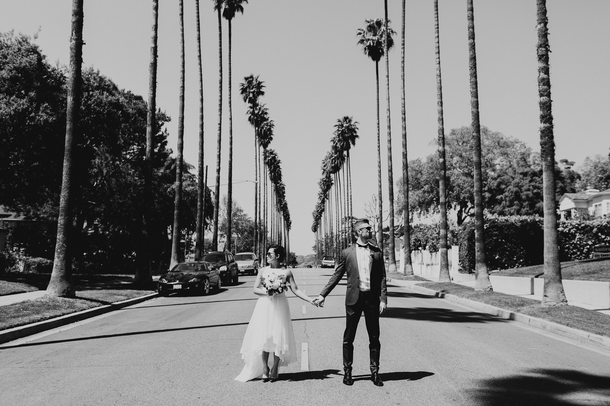 STEPHEN + NATASHA - CONTEMPORARY LA WEDDING