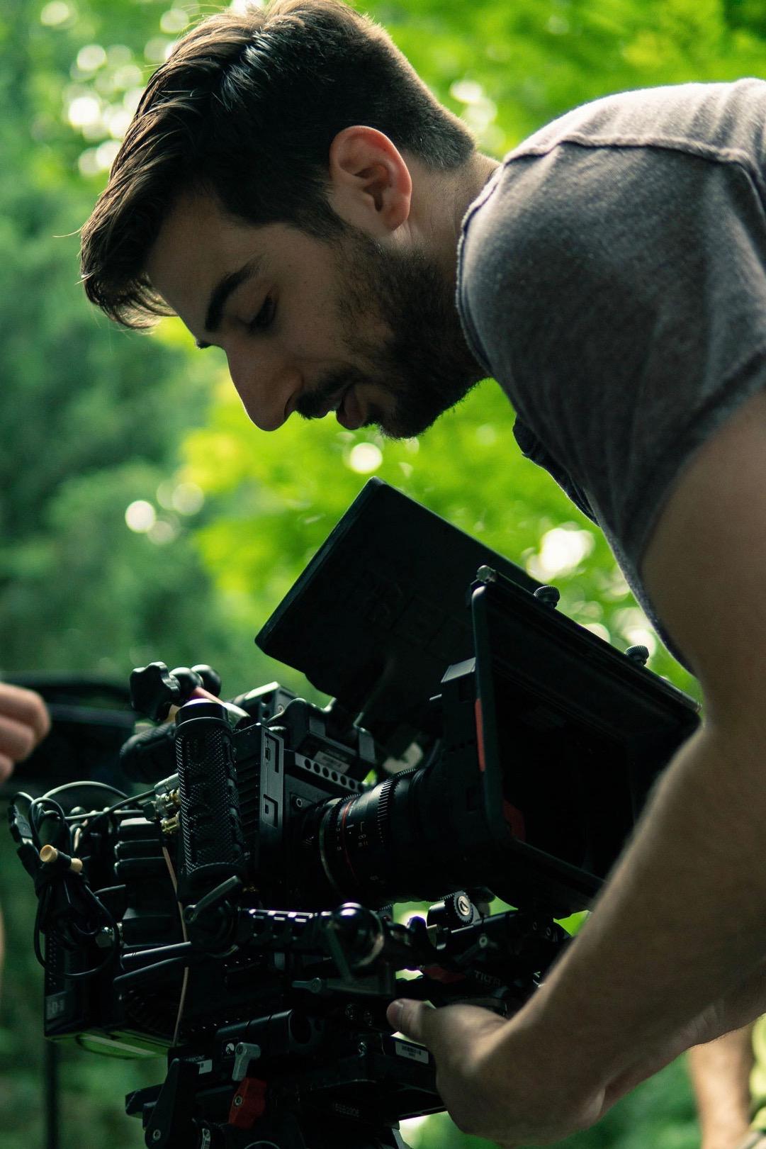 OmeedNabavi - Co-Founder / Cinematographer / Editor