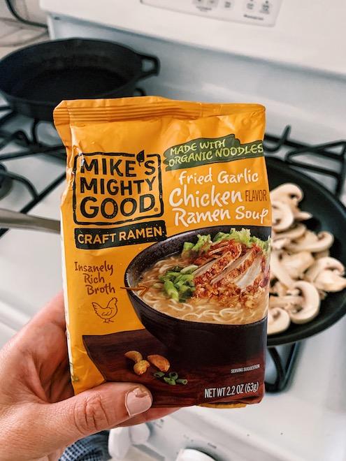 Mike's Mighty Good Fried Garlic Chicken.JPG