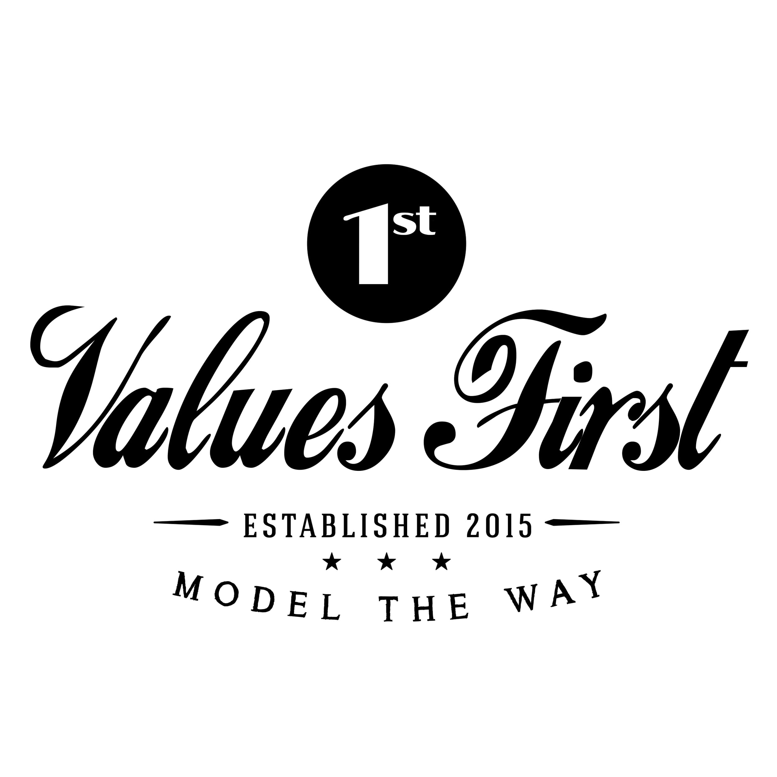 Are you ready to be a Values First member?