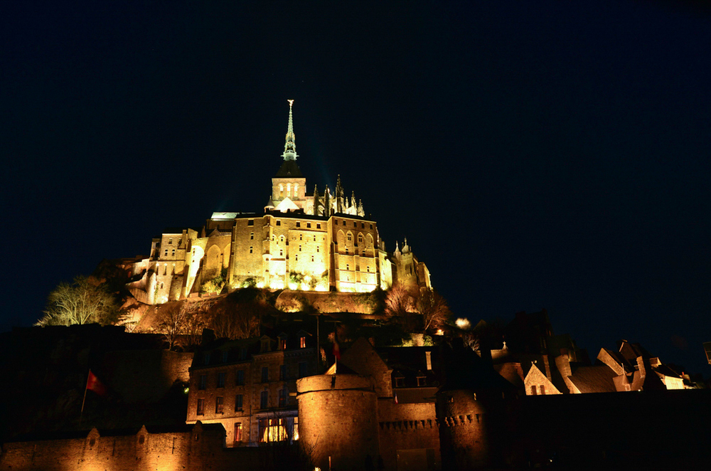 Mt. Saint-Michel - France