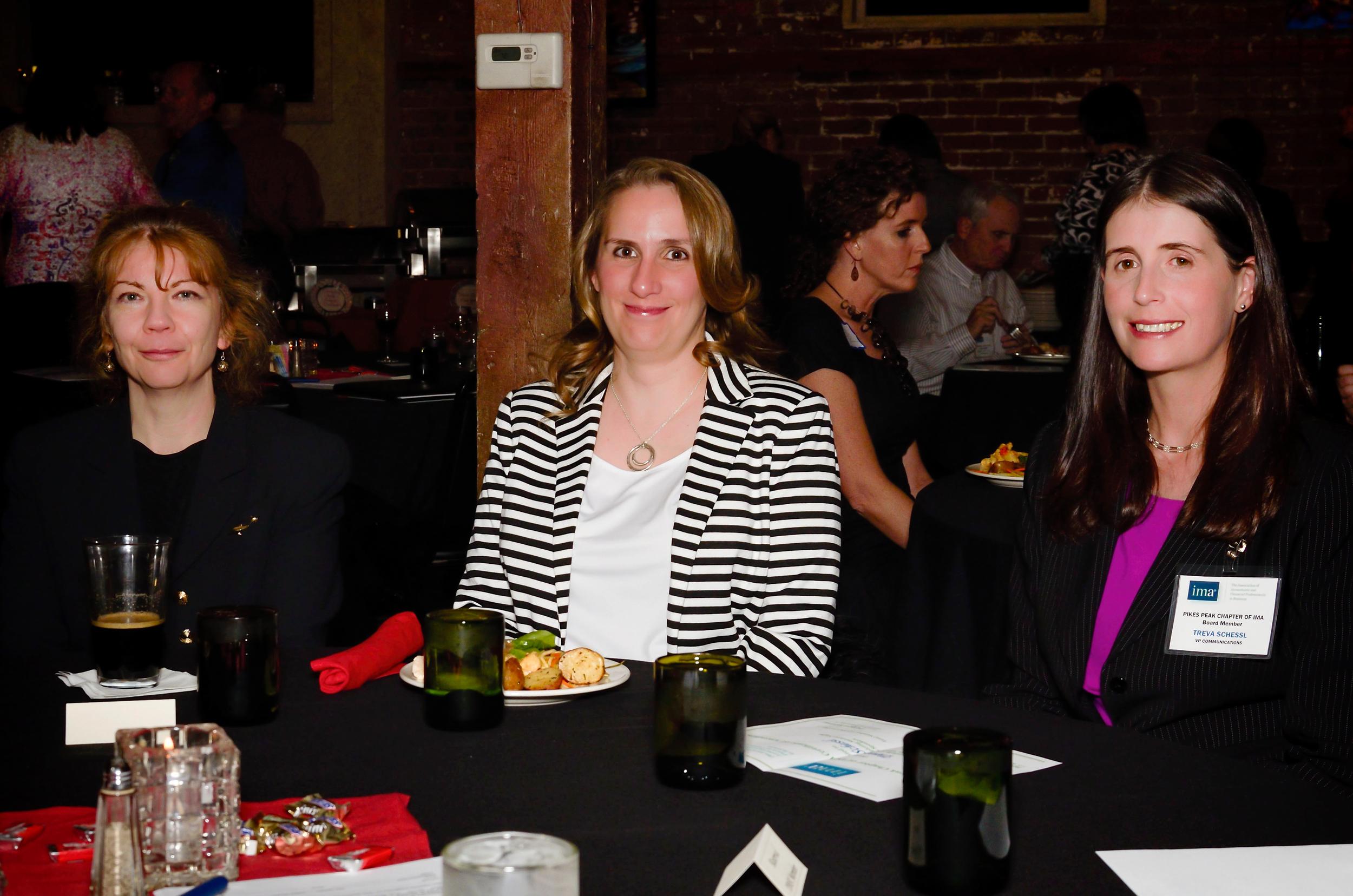 Pikes Peak IMA Student Appreciation Night Dinner, 2013