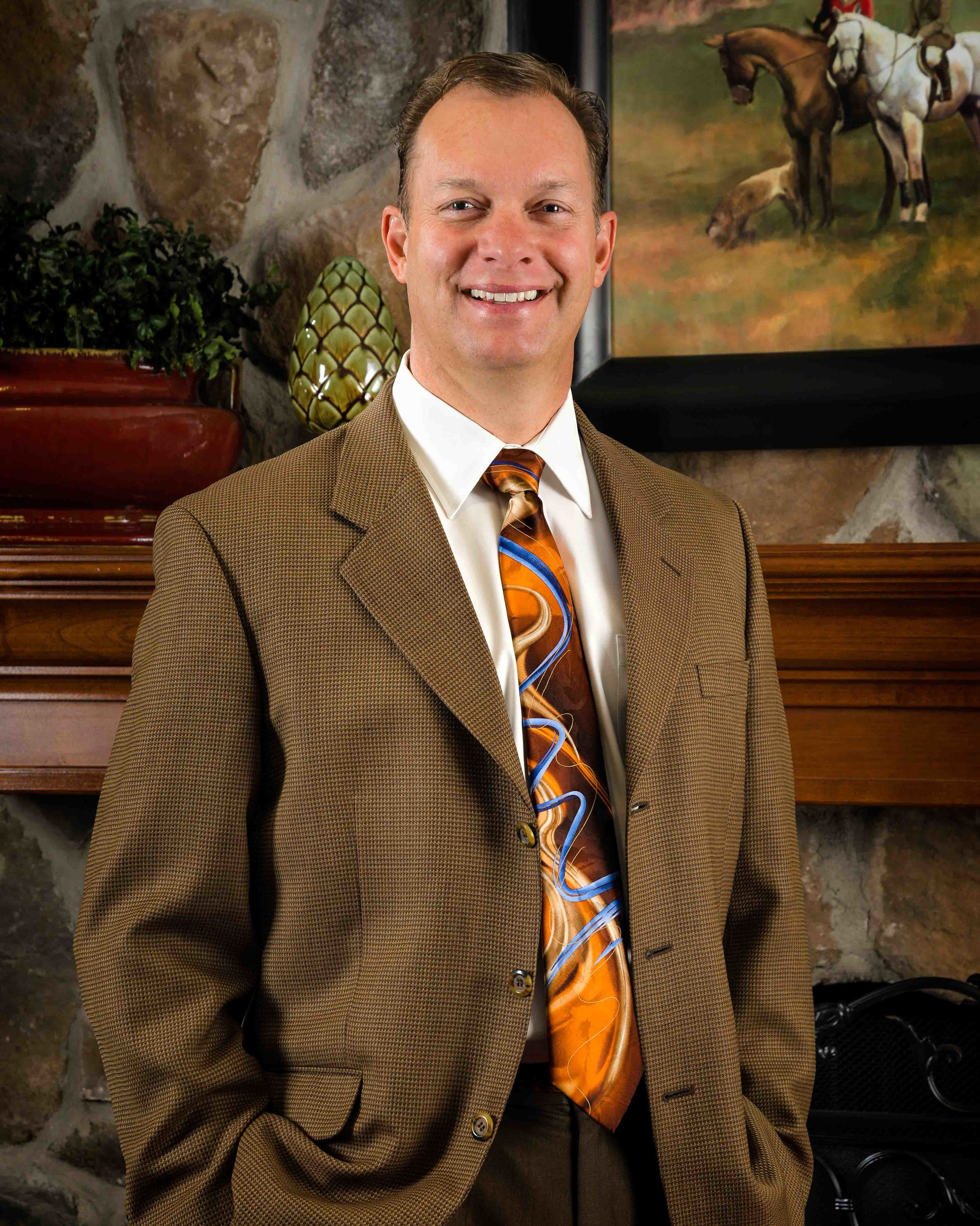 Kevin Sanger, General Manager, Colorado Springs Country Club
