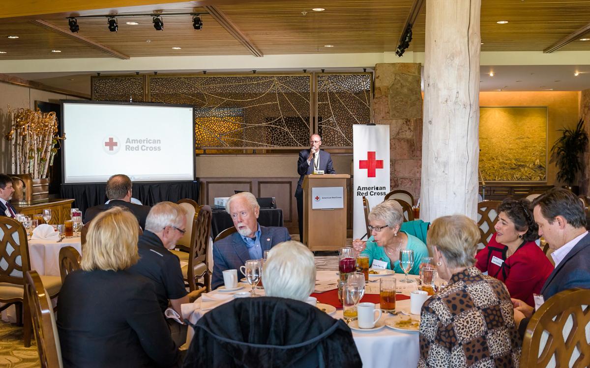 Red Cross Clara Barton Donor Appreciation Luncheon, 2016