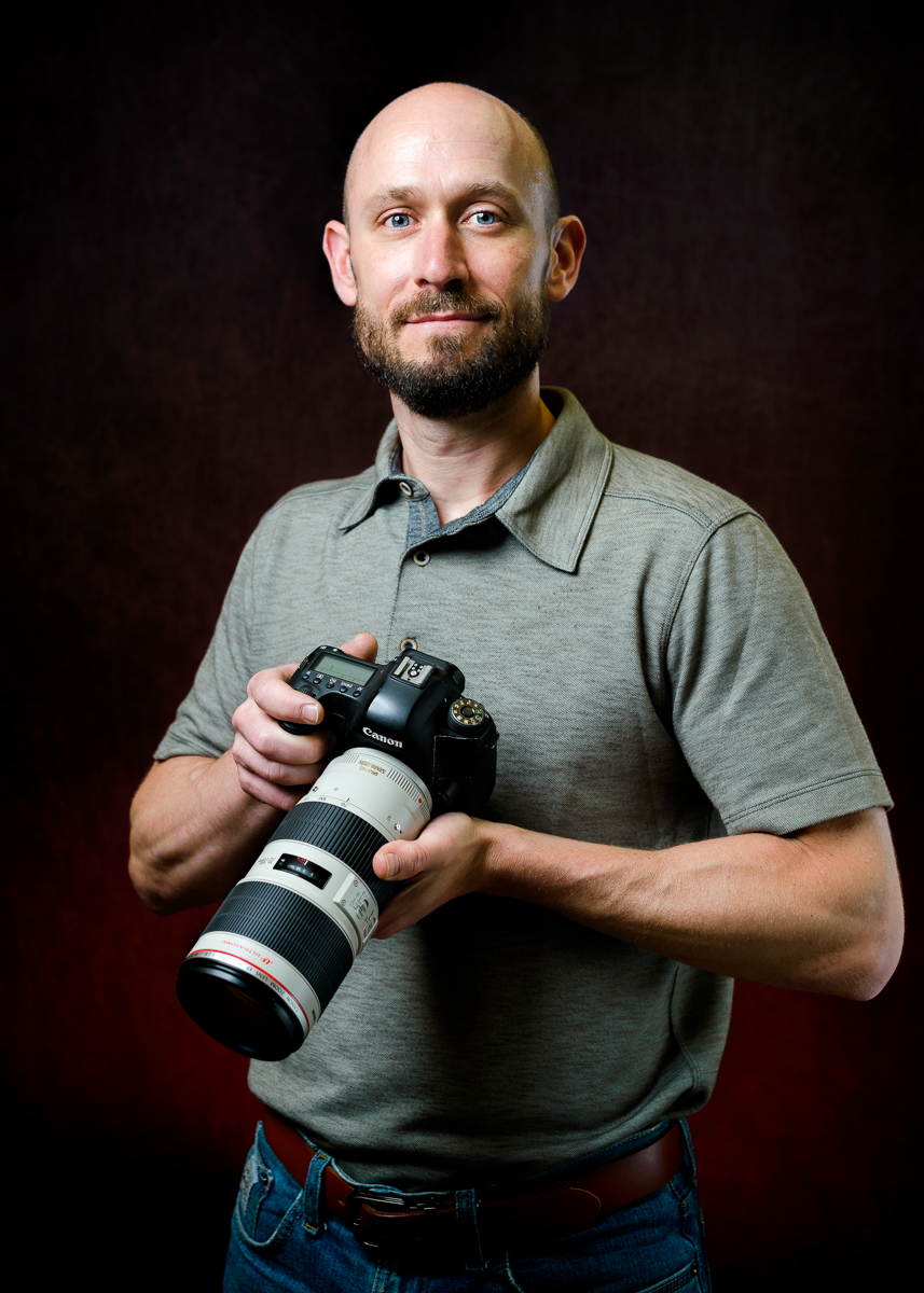 Ben Lutze Photography, website profile photo