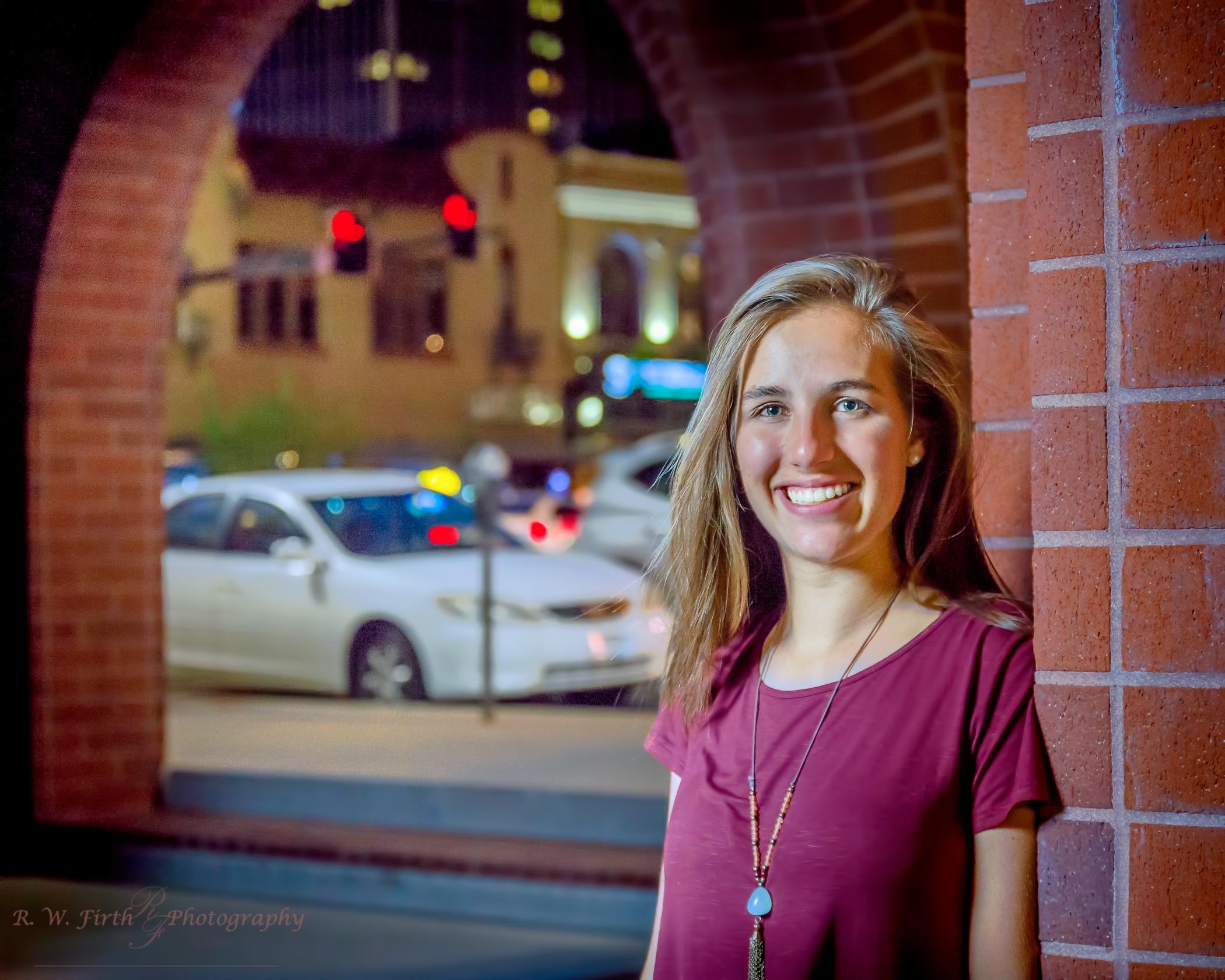 Rachel H., Palmer High School, Class of 2018