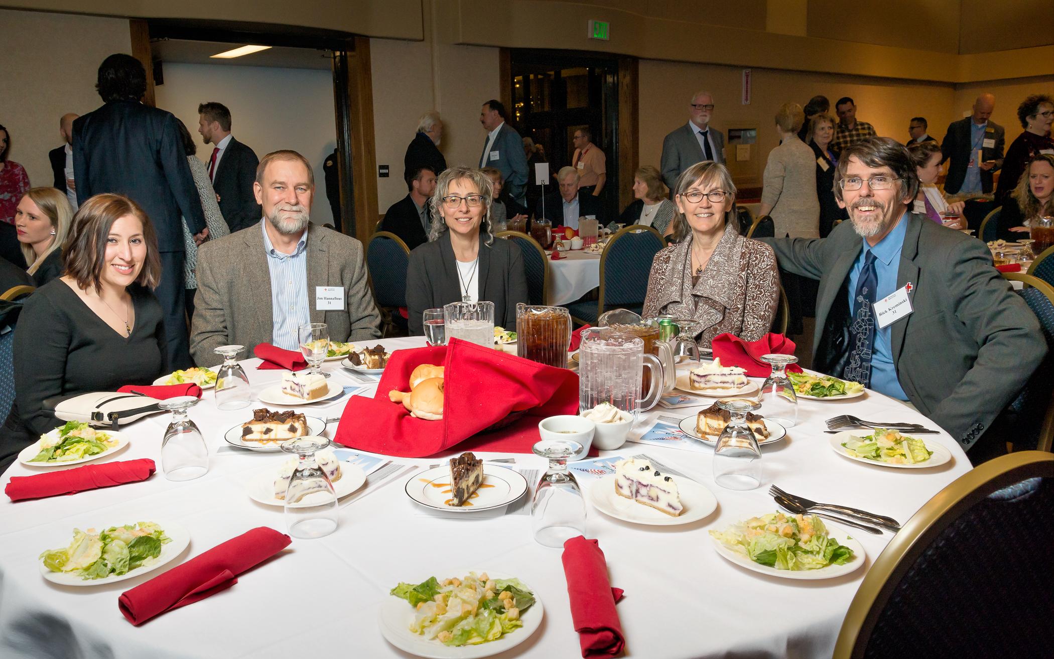 Red Cross Pueblo Hometown Heroes Award Dinner, 2018