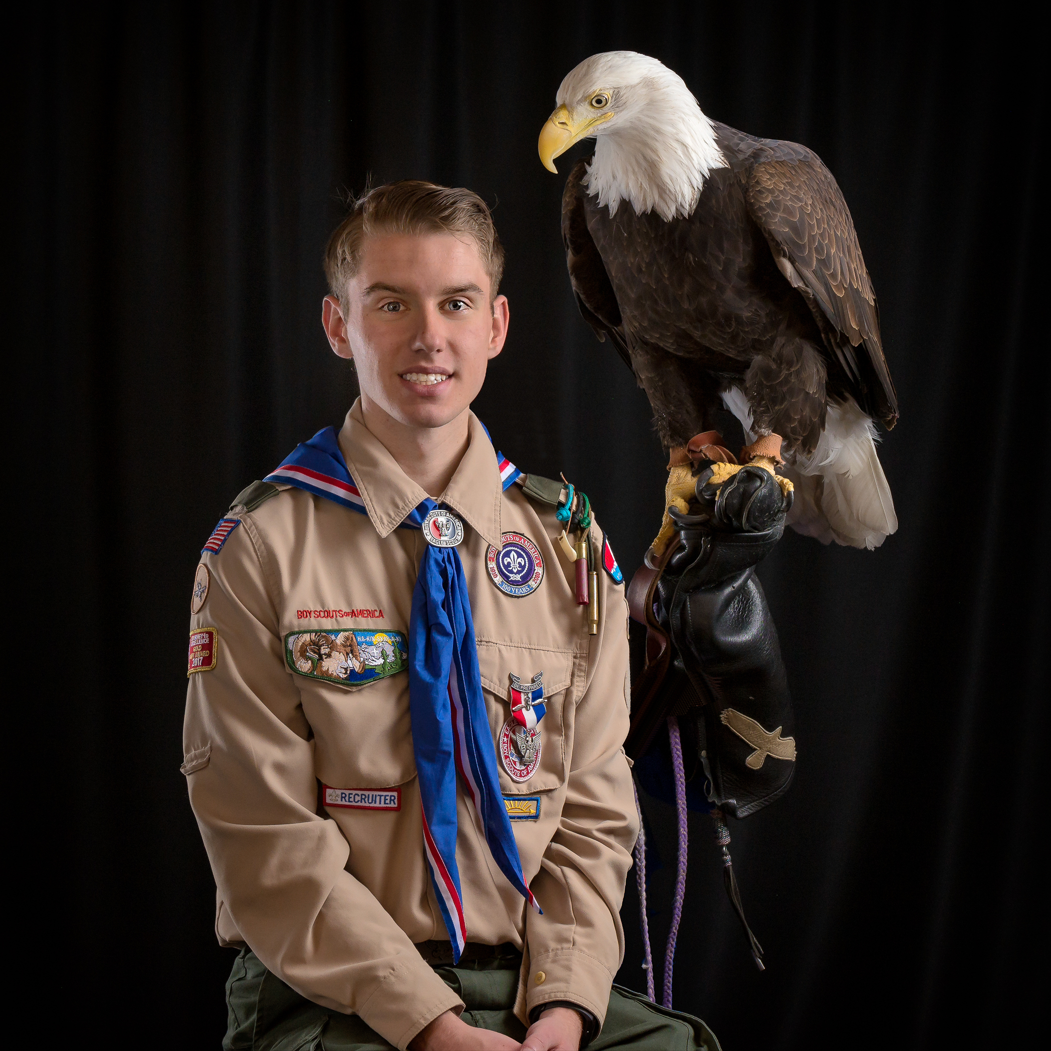 Joshua A. Eagle Scout Court of Honor