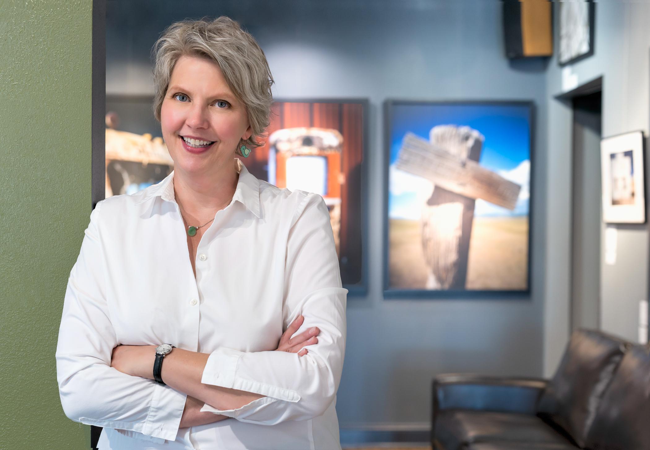 Kathleen McFadden, Owner, Range Gallery