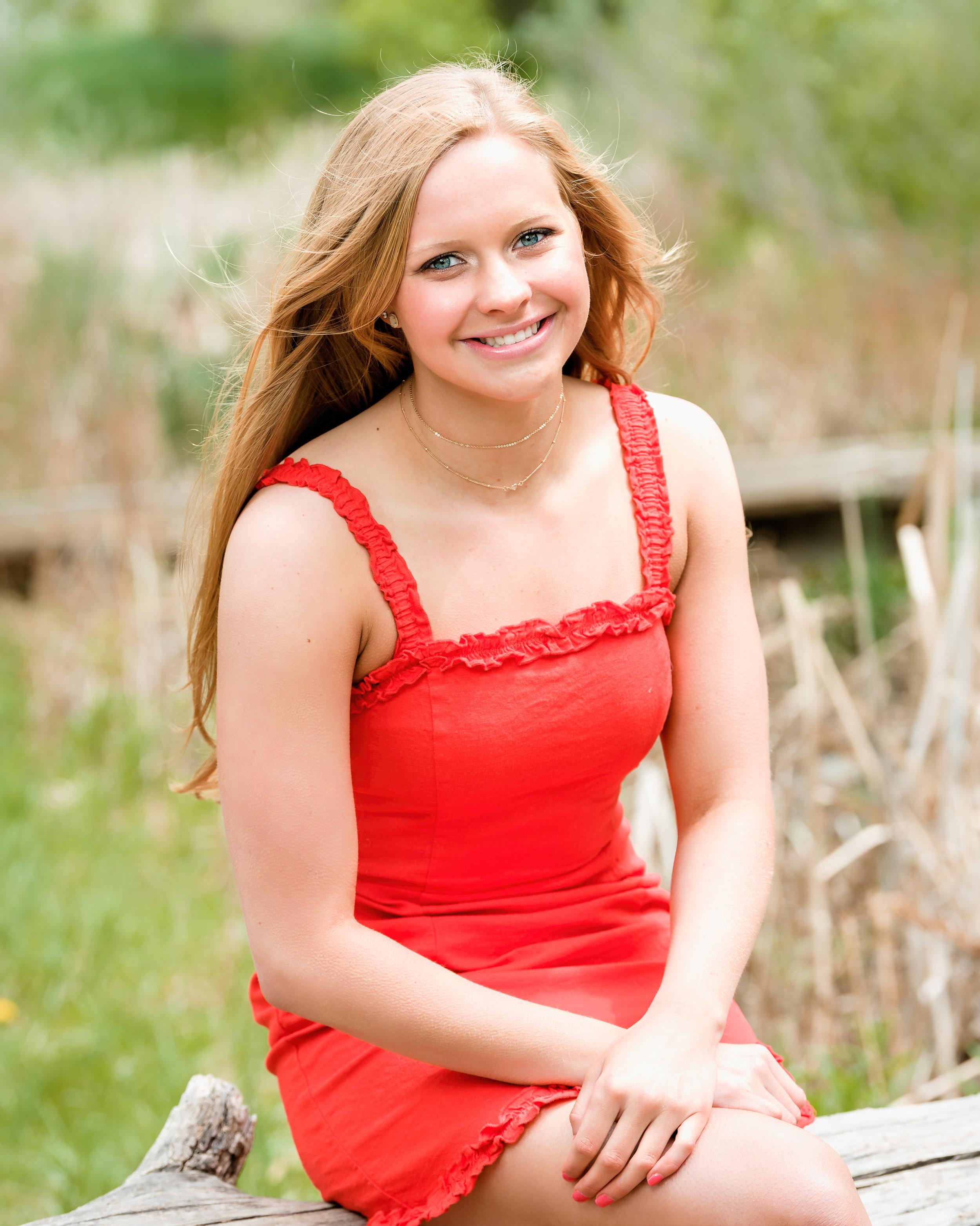 Grace H, Rock Canyon High School, Class of 2020