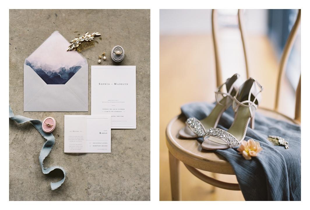 wedding invitation suite, wedding shoes, bella belle shoes