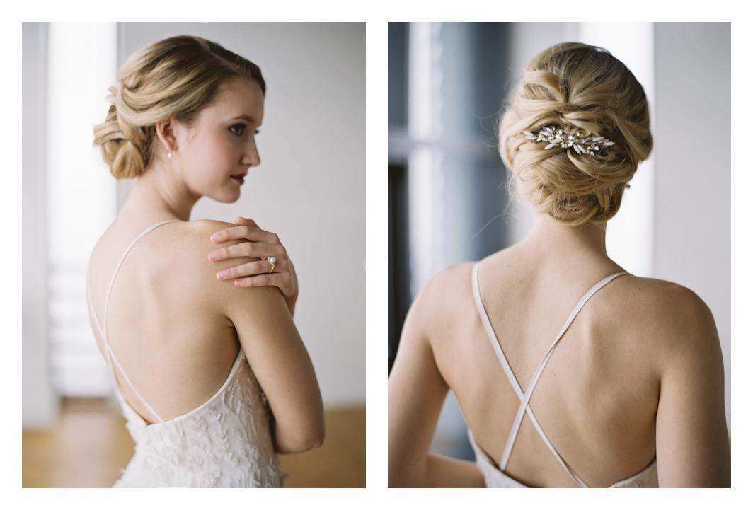 bride hair style, bride updo