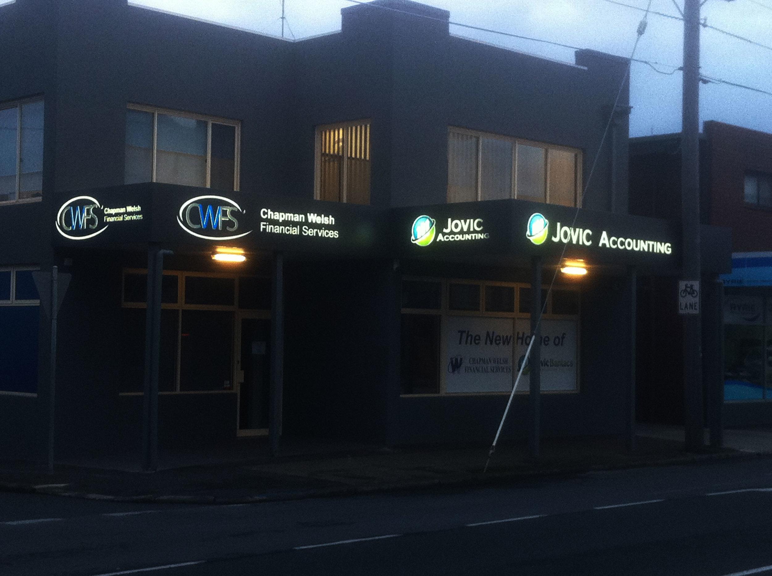 Jovic Accounting Corporate Signs Geelong.jpg