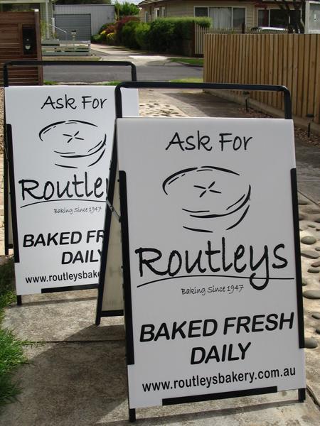 Routleys aframe signs Geelong.jpg