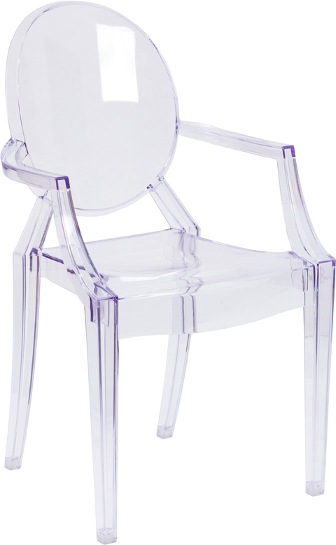 Ghost chair from Amazon, $75-$85