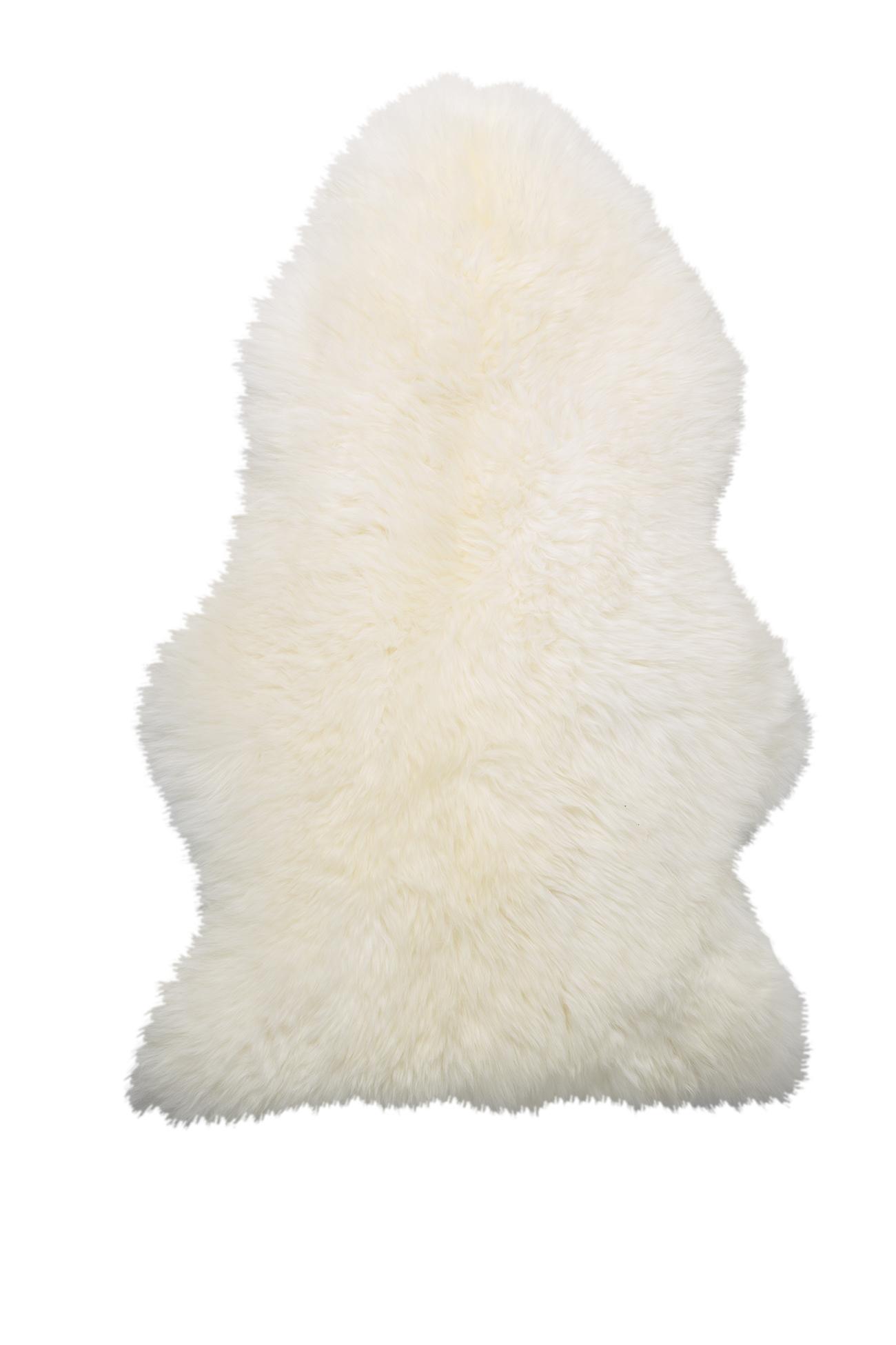 Faux sheepskin rug from Marshalls, $16.99-$19.99