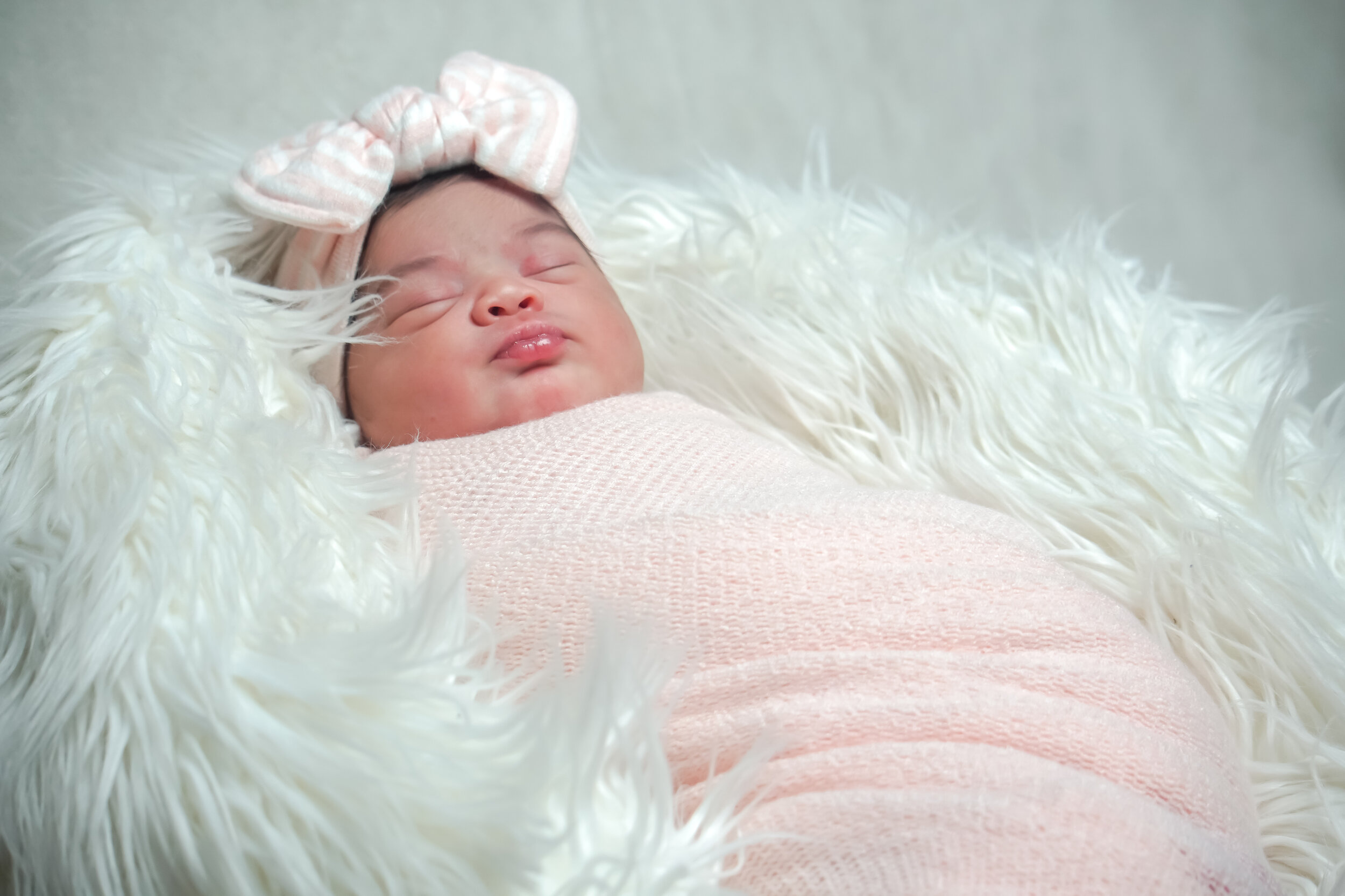Naviyah Chavez was born Wednesday, September 25th at 2:04am, weighing 6 lbs 14 oz.