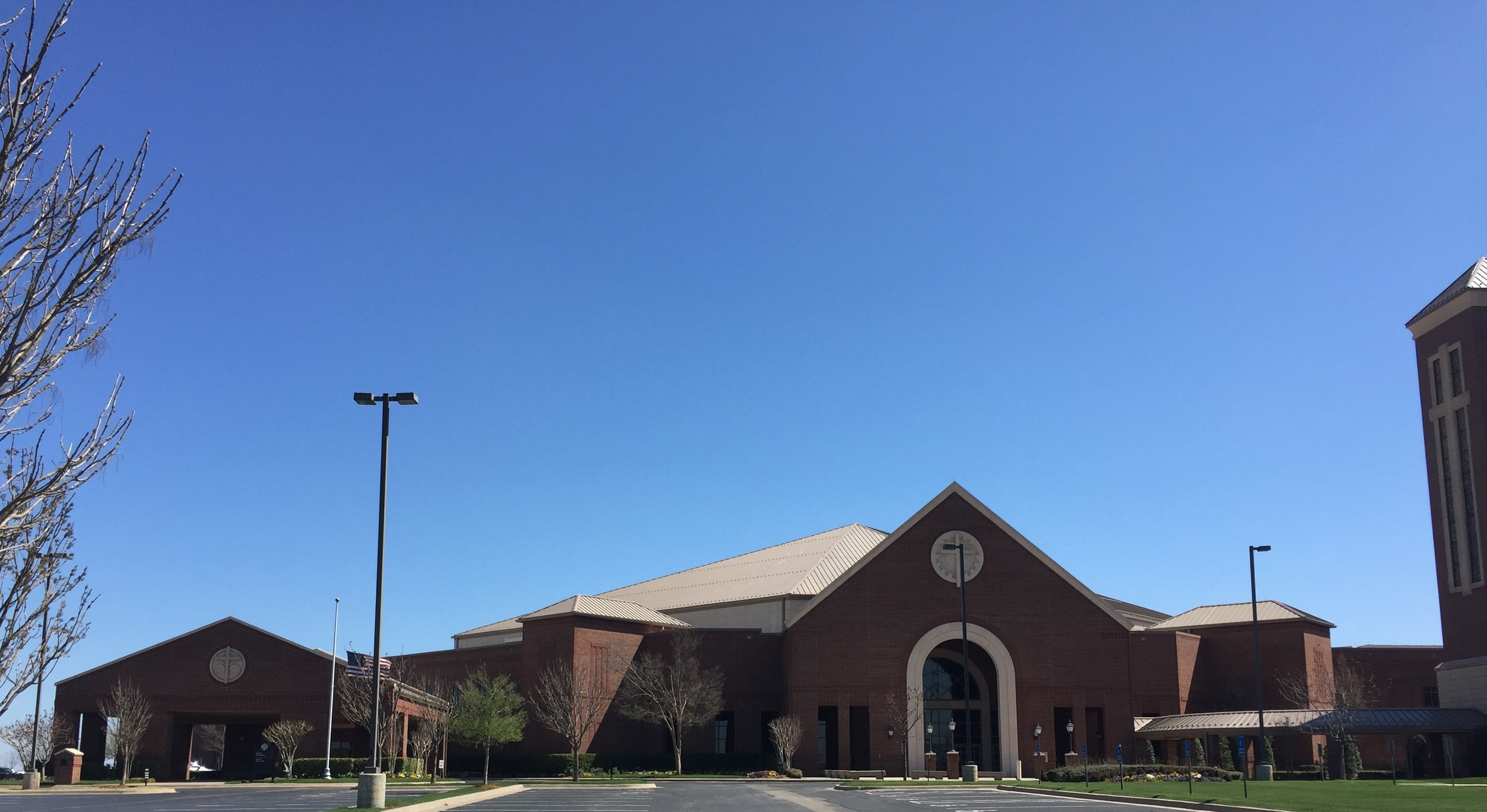 Crossings Church Sanctuary