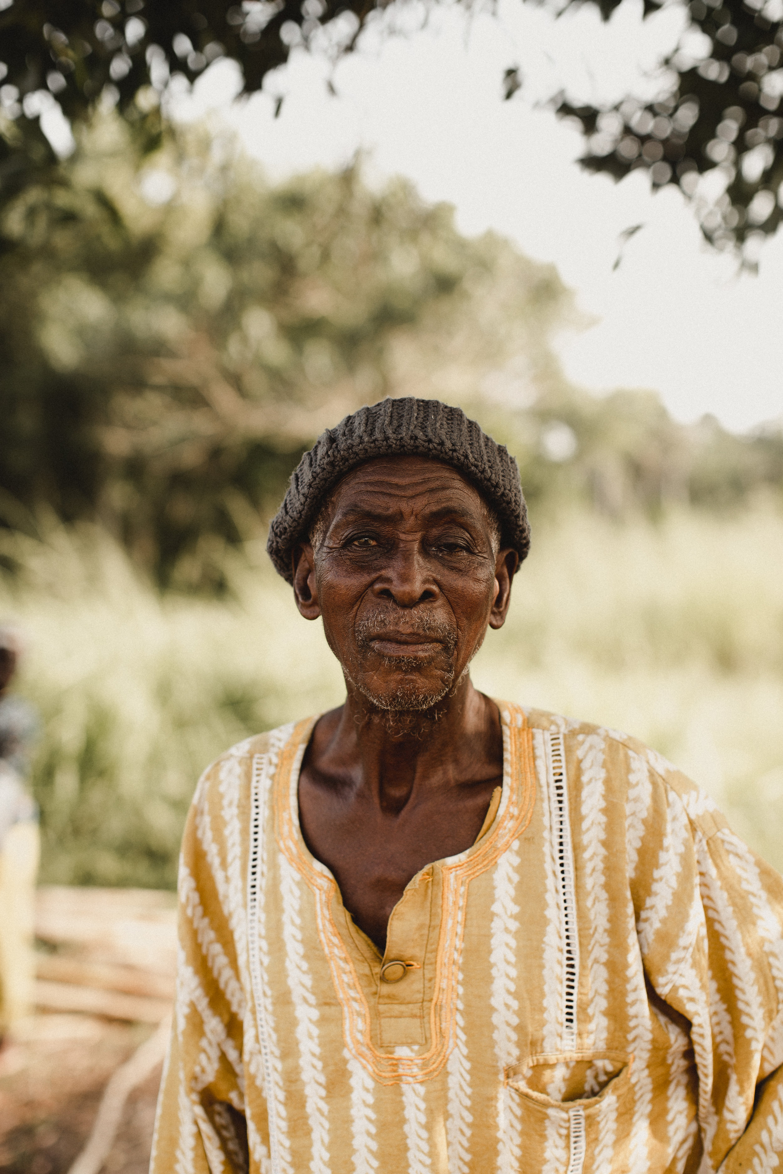 a local man in a village we visited. i quickly snapped this photo of him whilst walking back to the car. we exchanged no words, but i showed him the photo and he smiled. and that's all i needed.