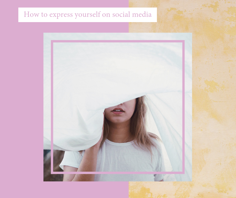 How to express yourself on social media