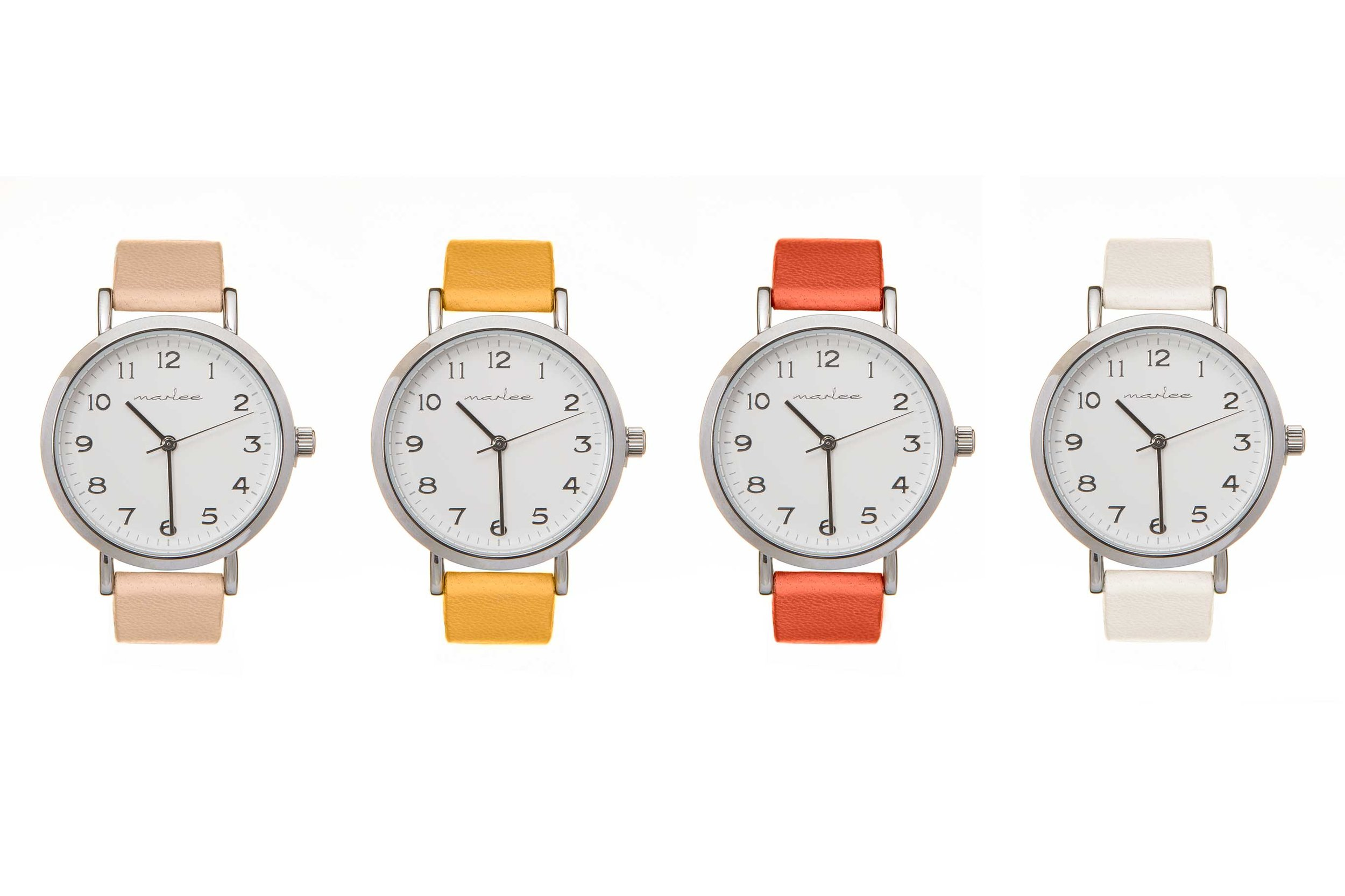 Some of the new range from Marlee Watch Co.