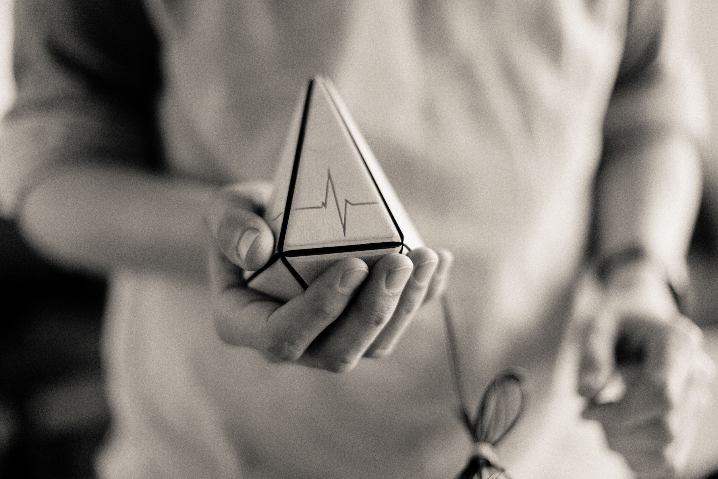 A prototype 'heart' device