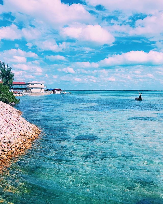 """I found solace in Hemingway's escape place...A love affair with Bimini..."" 