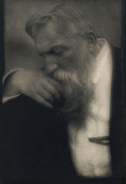 Rodin by Edward Steichen