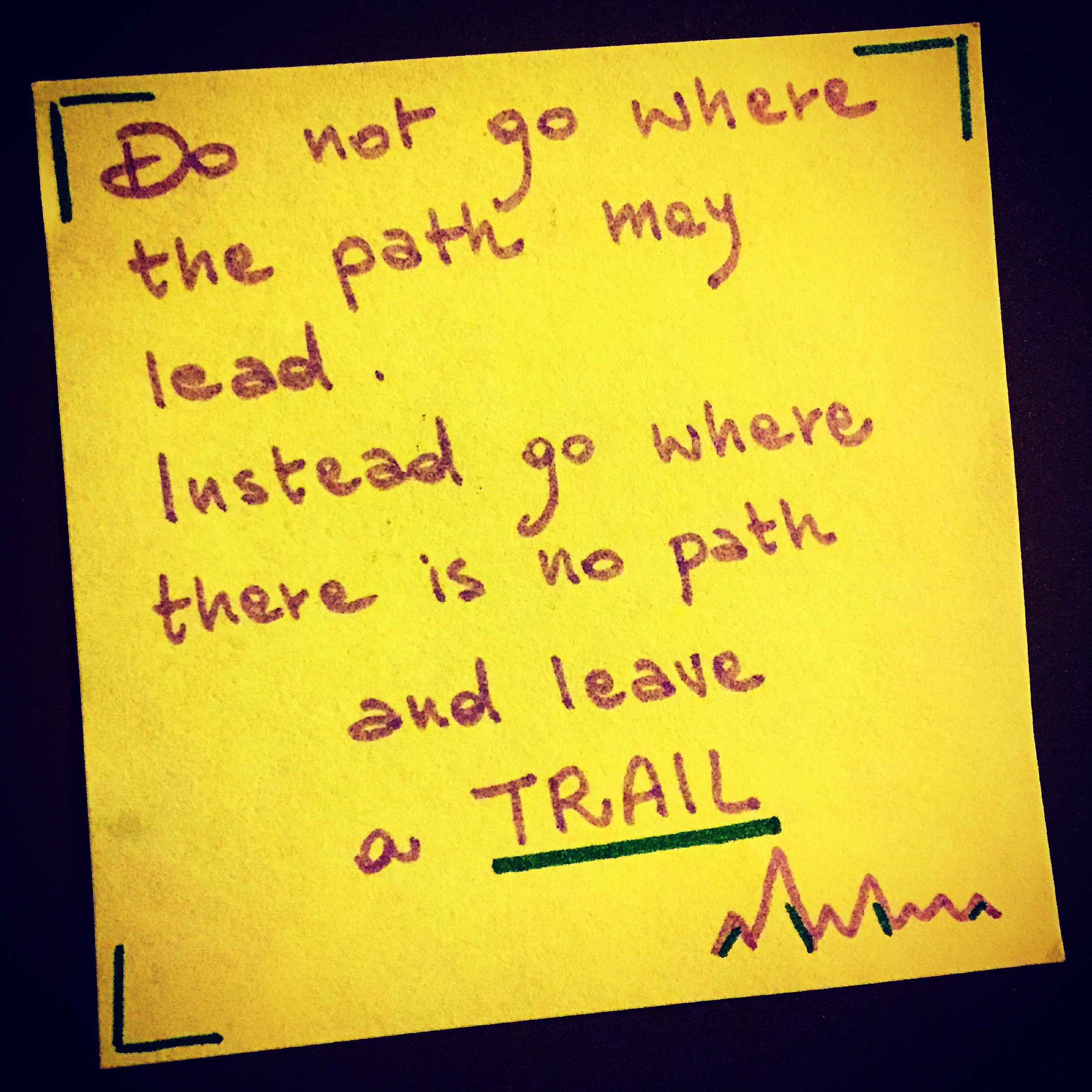 leave a trail.JPG