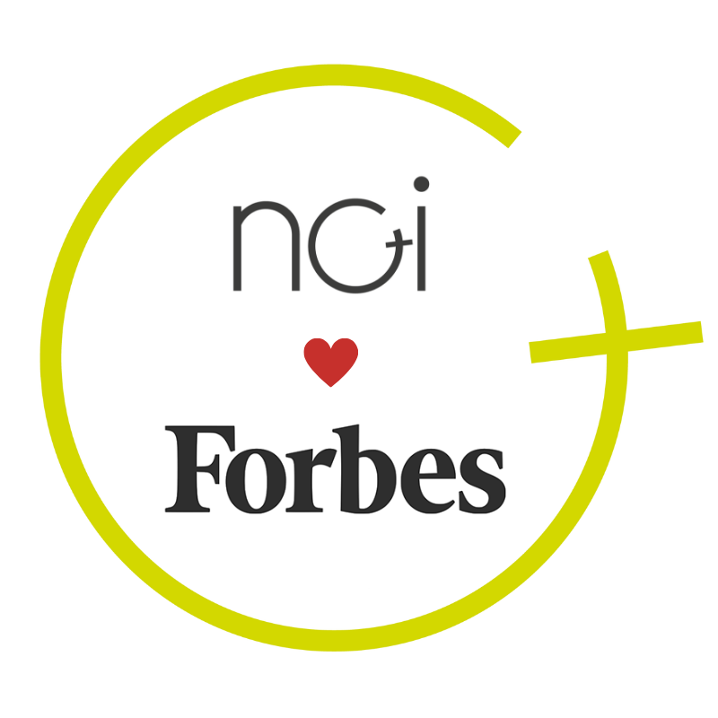 The press loves NOI :) Read the latest mentions we got on  FORBES ,  We Are The City  and  Brandable&Co !