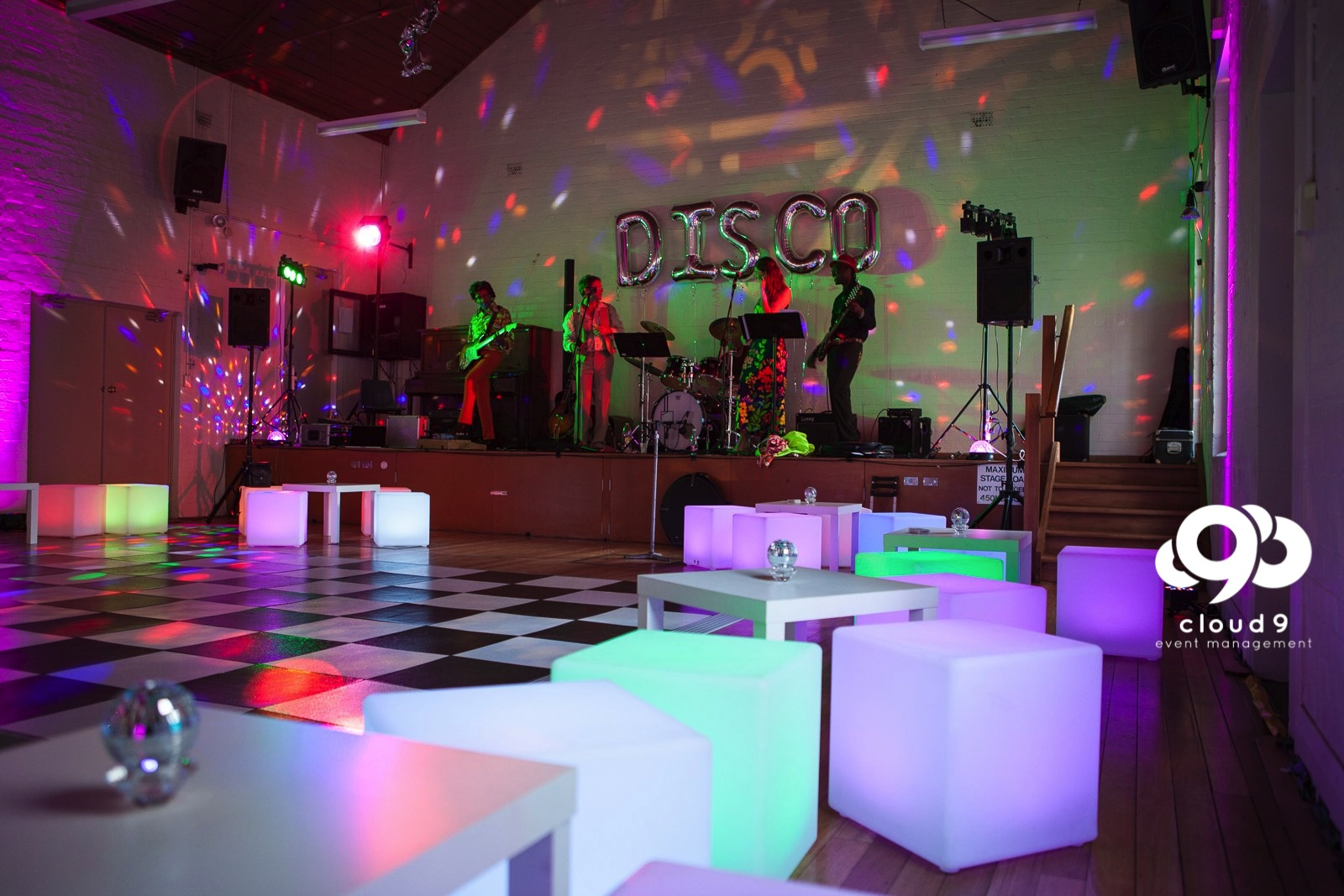 Disco_Themed_Event_Sydney