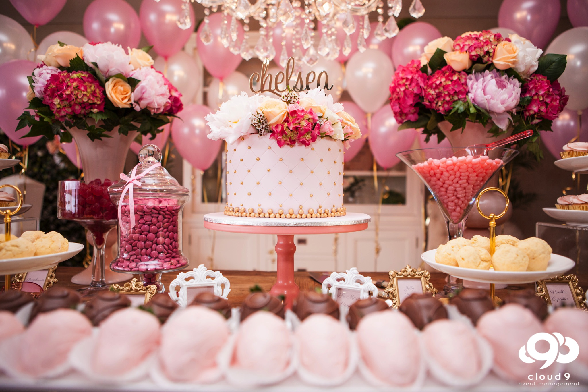 Sweets, Dessert, Cake Table