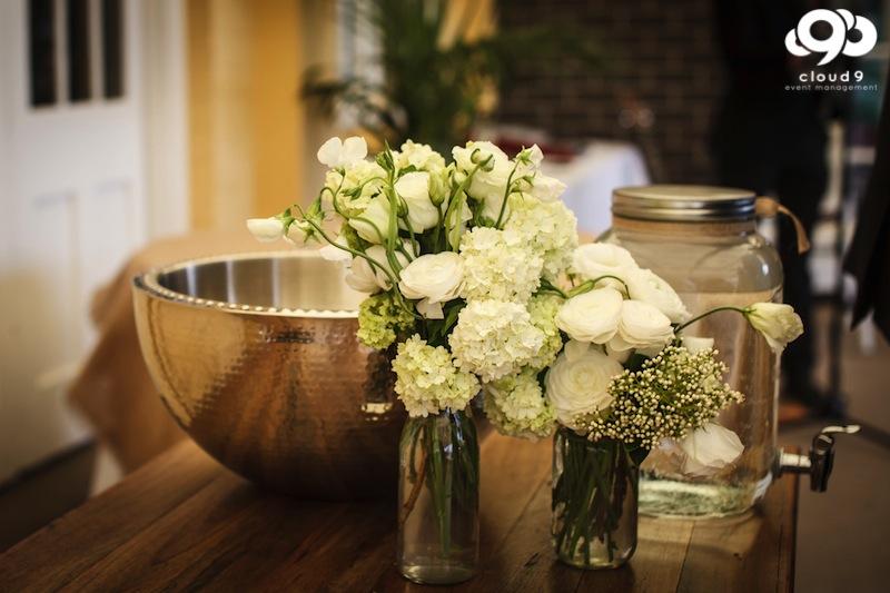 Drinks Station - Wedding Ceremony