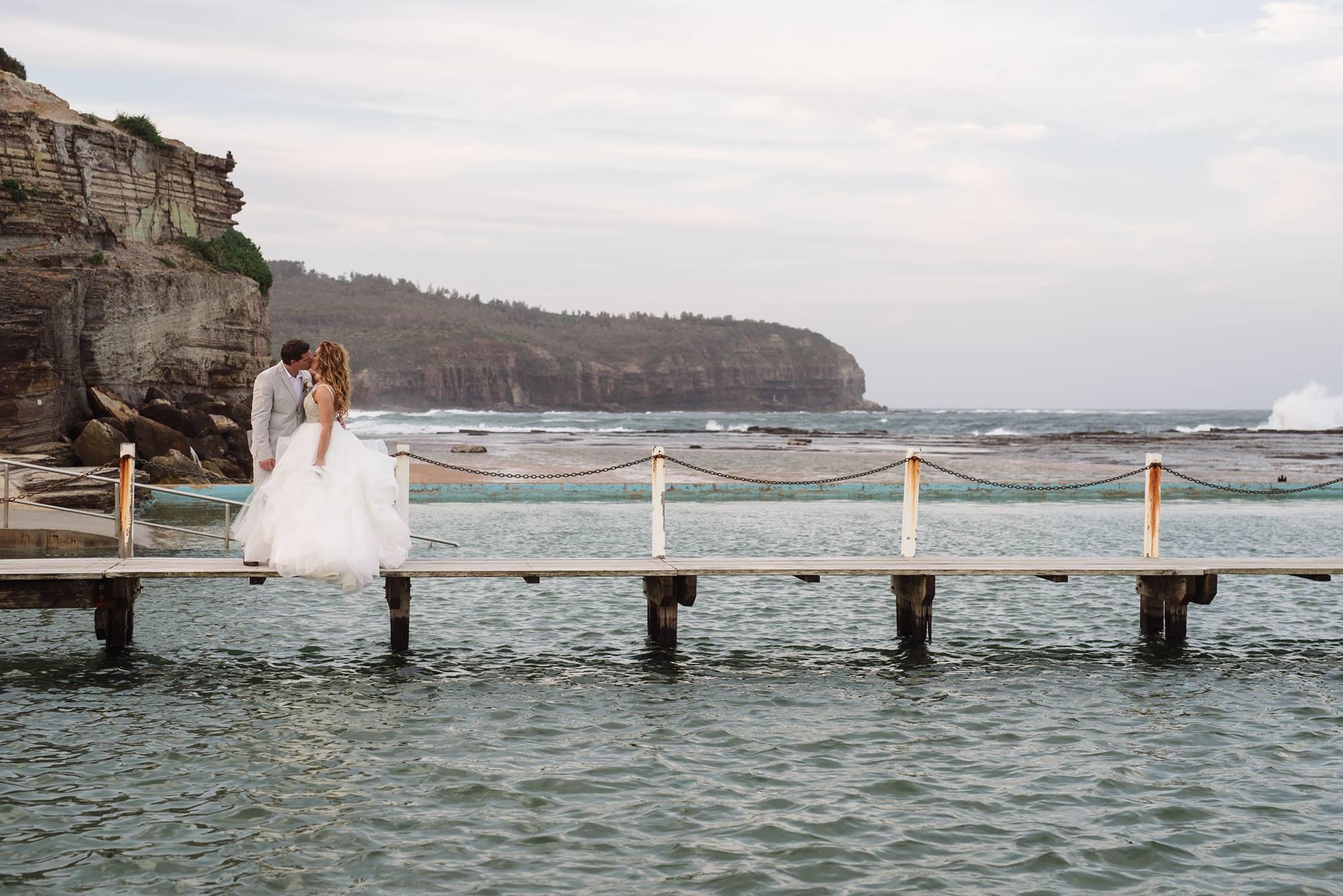 RYAN + JESSIE - NARRABEEN BEACH FUNCTION CENTRE