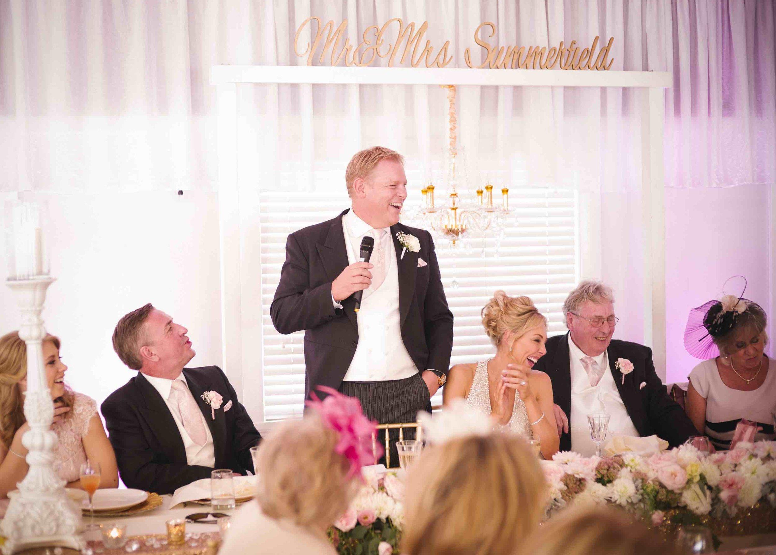 Formal Wedding Manly Yacht Club