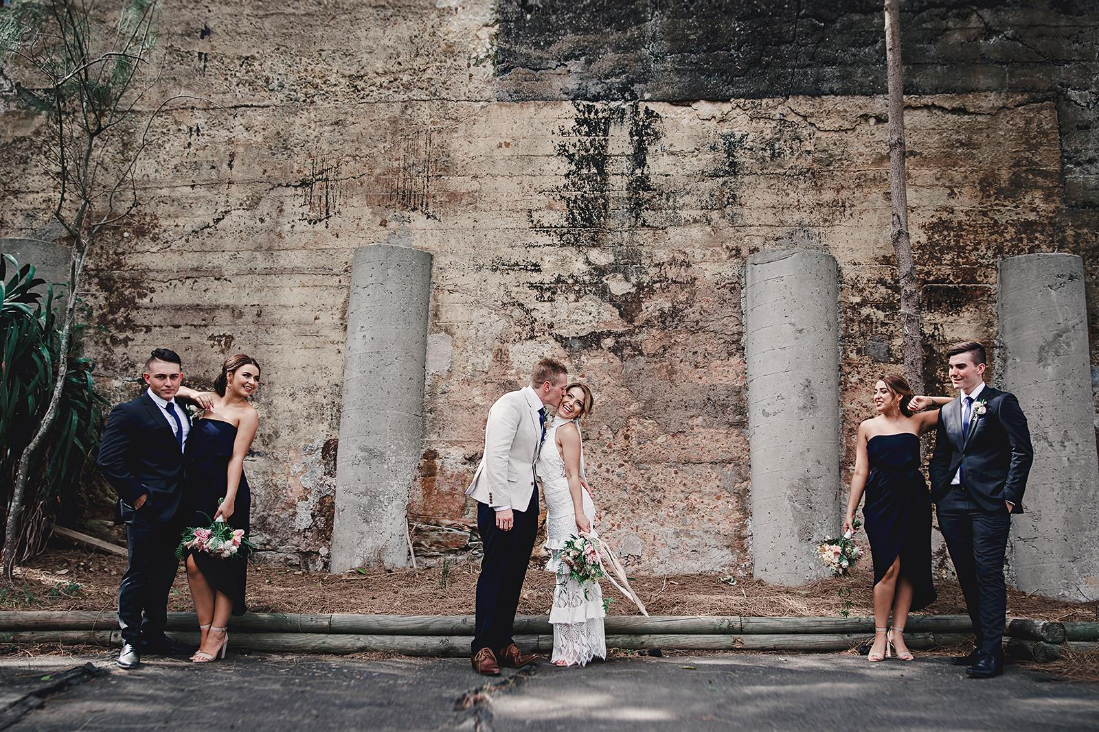 Bridal Party Photos Wedding Day Little Manly Point.jpg