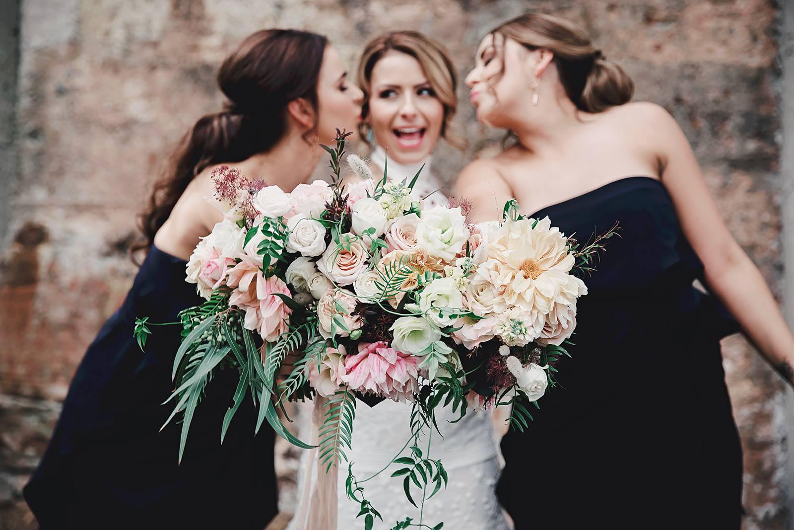 Bride and Maids Wedding Day.jpg