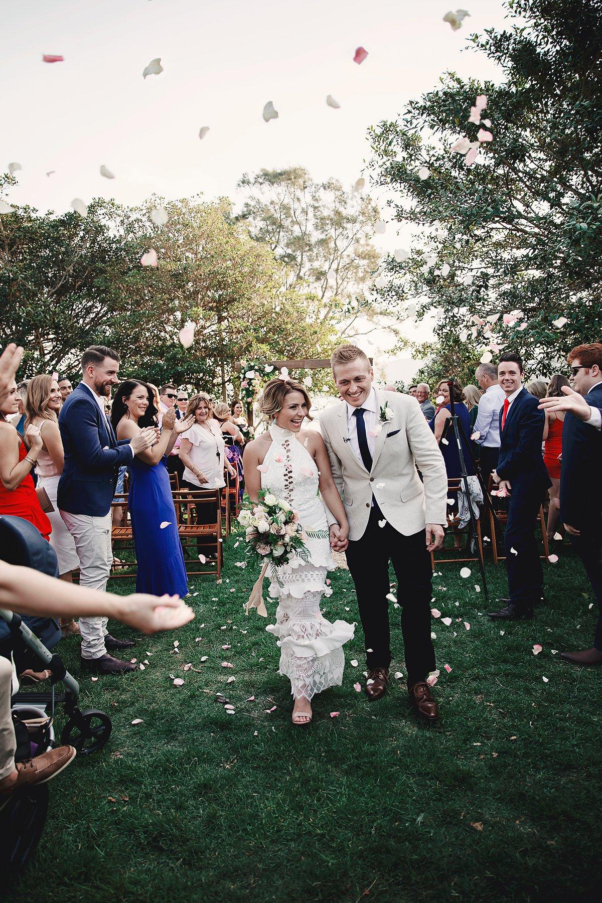 Wedding Ceremomy Little Manly Point Boho Rustic Bride.jpg