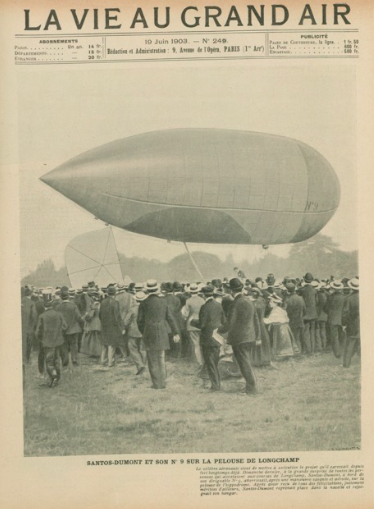 La Vie au grand air , 19 June 1903 (Gallica, BNF).