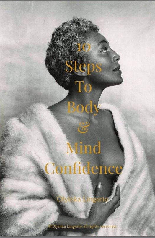 10 Steps to Body and mind confidence eBook