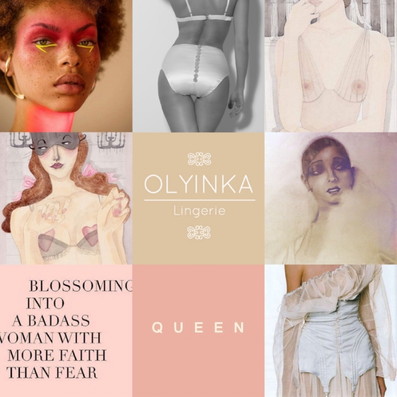 Luxury Lingerie With A Purpose - Our Vision