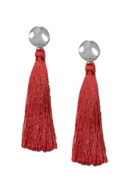 top shop red tassle earings.jpg