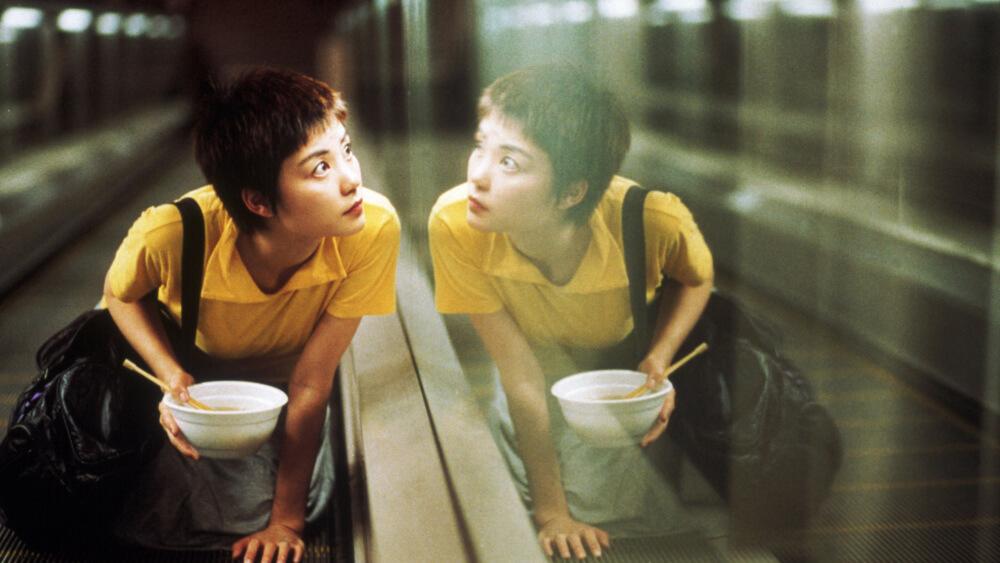 Brigitte Lin Ching-hsia. CREDIT: SNAP/REX/SHUTTERSTOCK