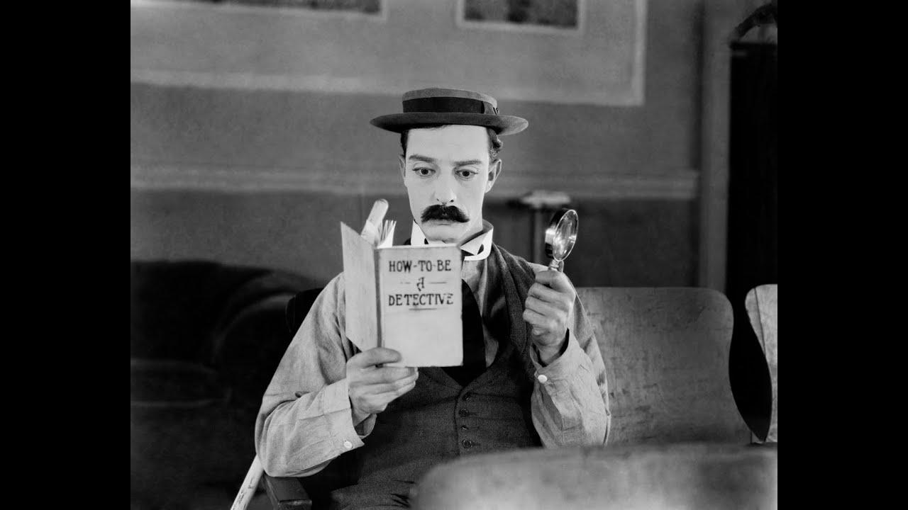Buster Keaton: Sherlock Jr. (1924)