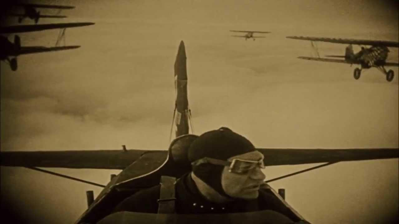 Wellman's Wings (1927) in a danger zone.