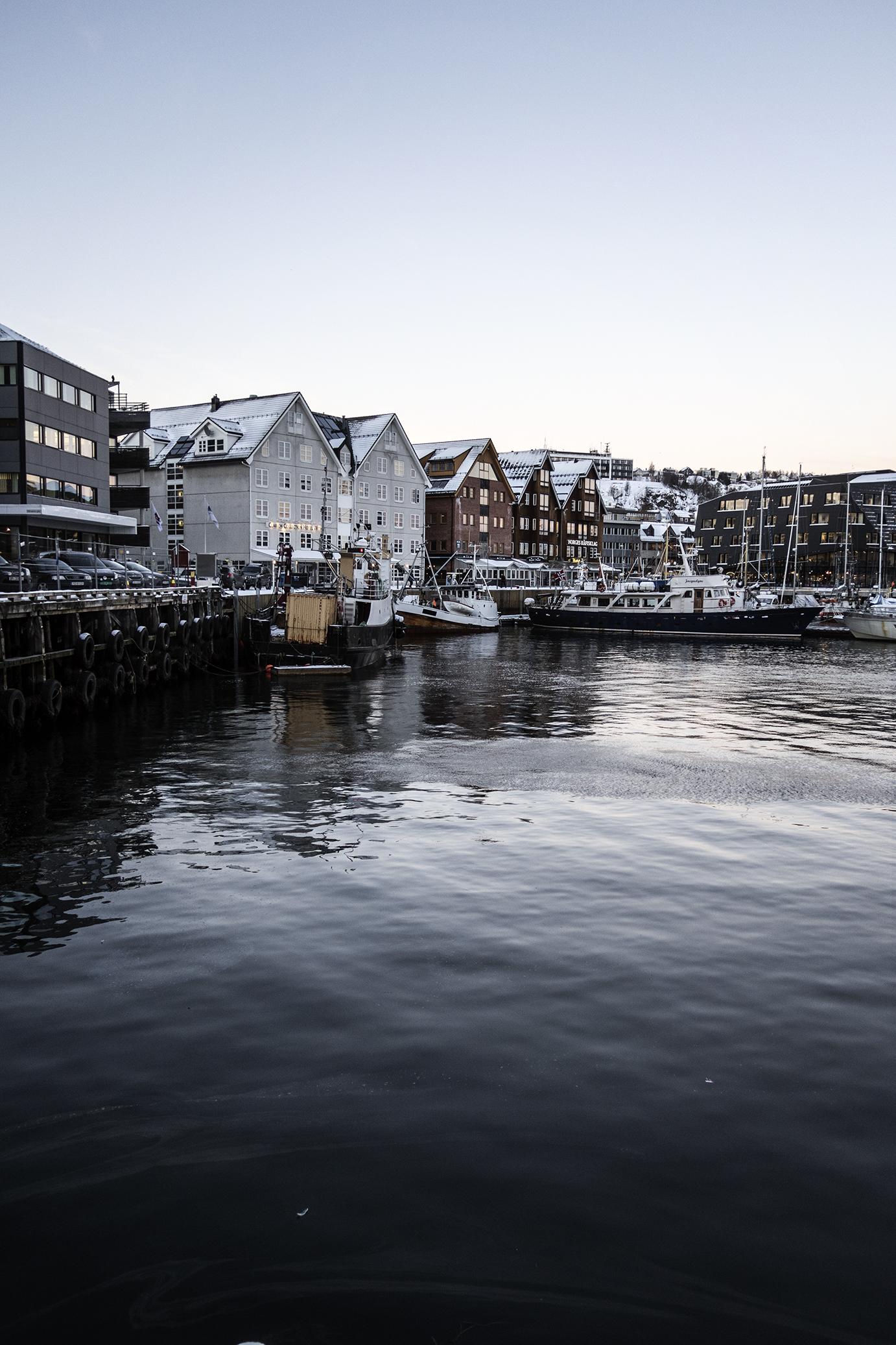 Tromsø - Harbour