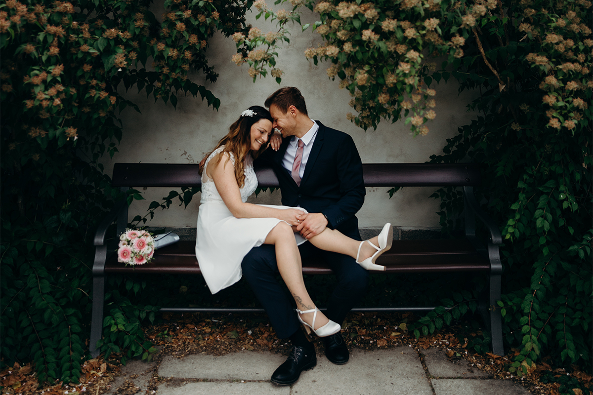Things to tell your wedding photographer -